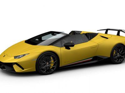 Lamborghini Huracan Performante Spyder 1:18