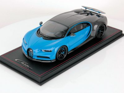 Bugatti Chiron Sport 1:18 blue