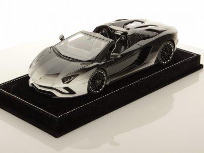 Lamborghini Aventador S Roadster Japan 1:18