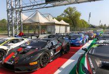 Lamborghini Super Trofeo Monza 2018