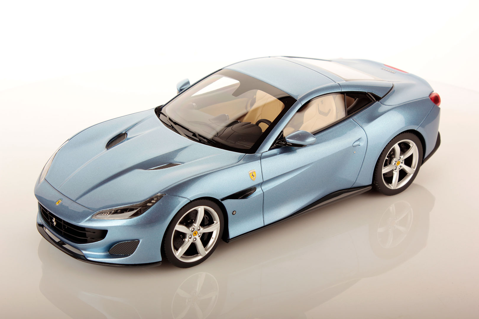 ferrari portofino 1:18 | mr collection models