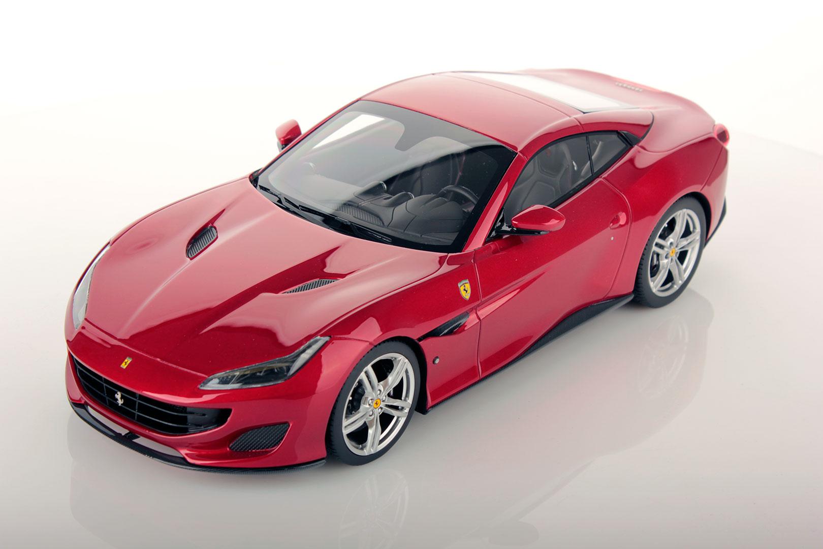 Ferrari Portofino 1 18 Mr Collection Models