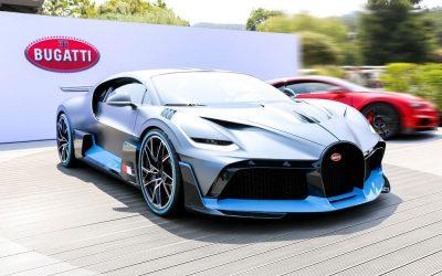 Bugatti Divo 1:18