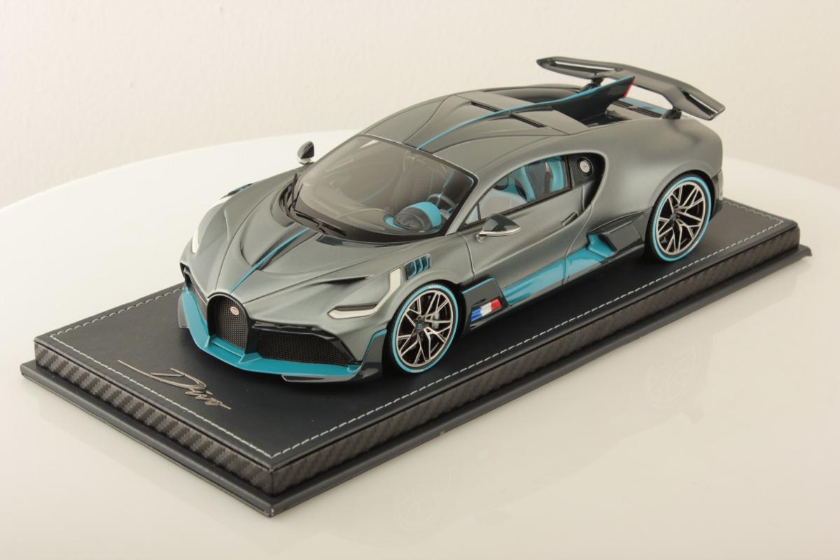 Bugatti Divo 1 18 Mr Collection Models