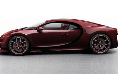 Bugatti Chiron Sky View 1:18