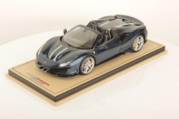 Ferrari 488 Pista Spider 1:18