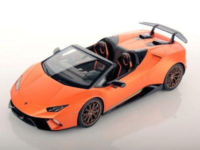 1 18 Lamborghini Mr Collection Models
