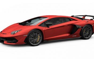 Lamborghini Huracan SVJ 1:18