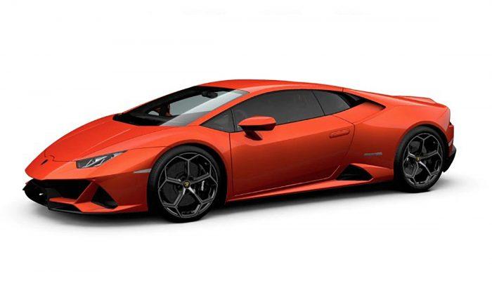 Lamborghini Huracan EVO 1:18
