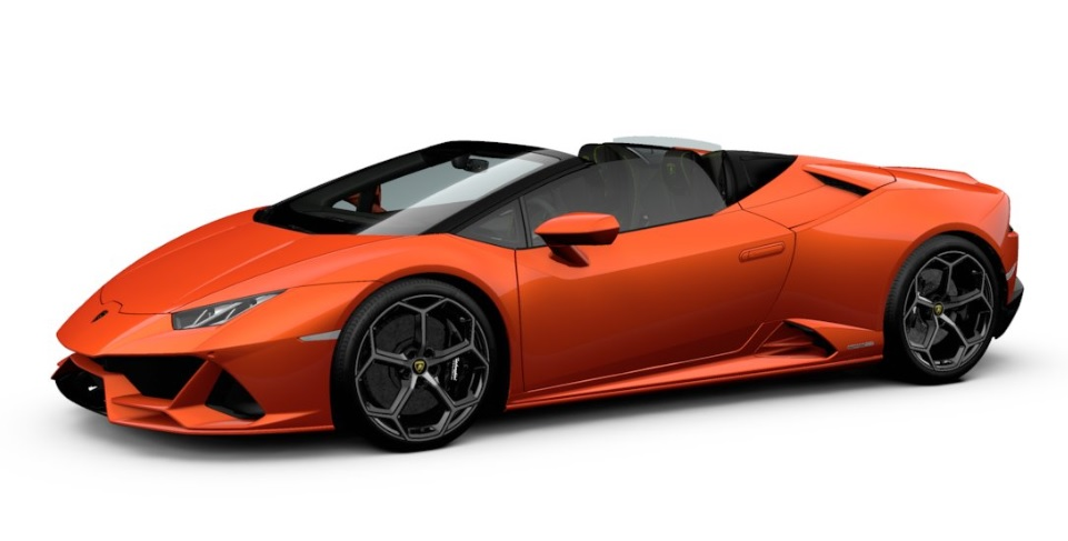 Lamborghini Huracan Evo Spyder 1 18 Mr Collection Models