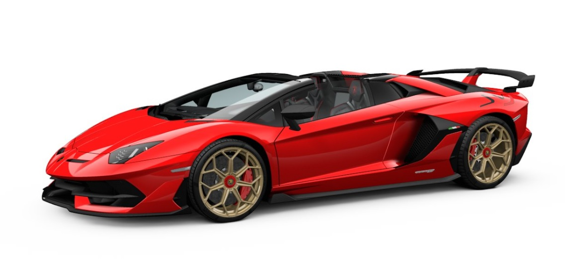 Lamborghini Aventador Svj Roadster 1 18 Mr Collection Models