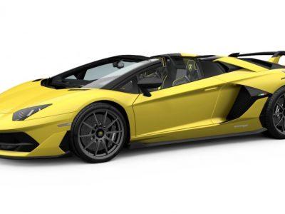 Lamborghini Aventador SVJ Roadster 1:18