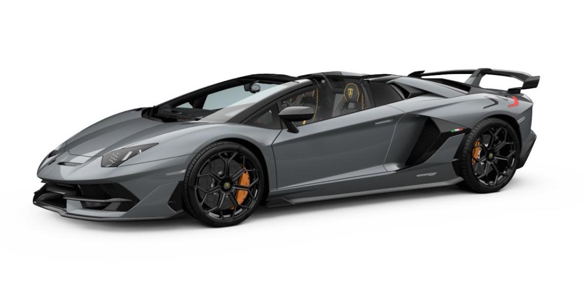 Lamborghini Aventador Svj Roadster 1 18 Mr Collection Models