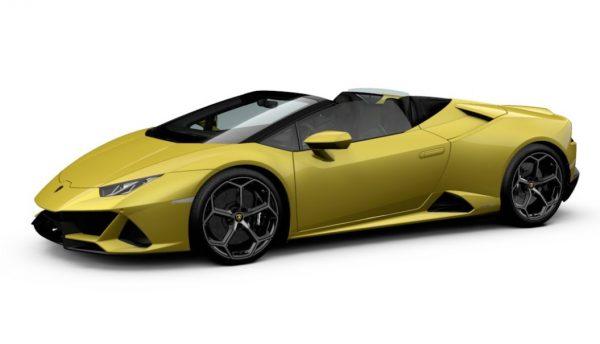 Lamborghini Huracan EVO Spyder 1:18