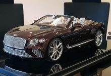Bentley New Continental GT Convertible 1:8