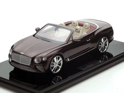Bentely New Continental GT Convertible 1:8