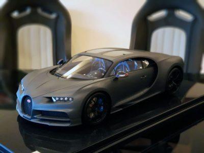 Bugatti Chiron 110 Ans 1:8