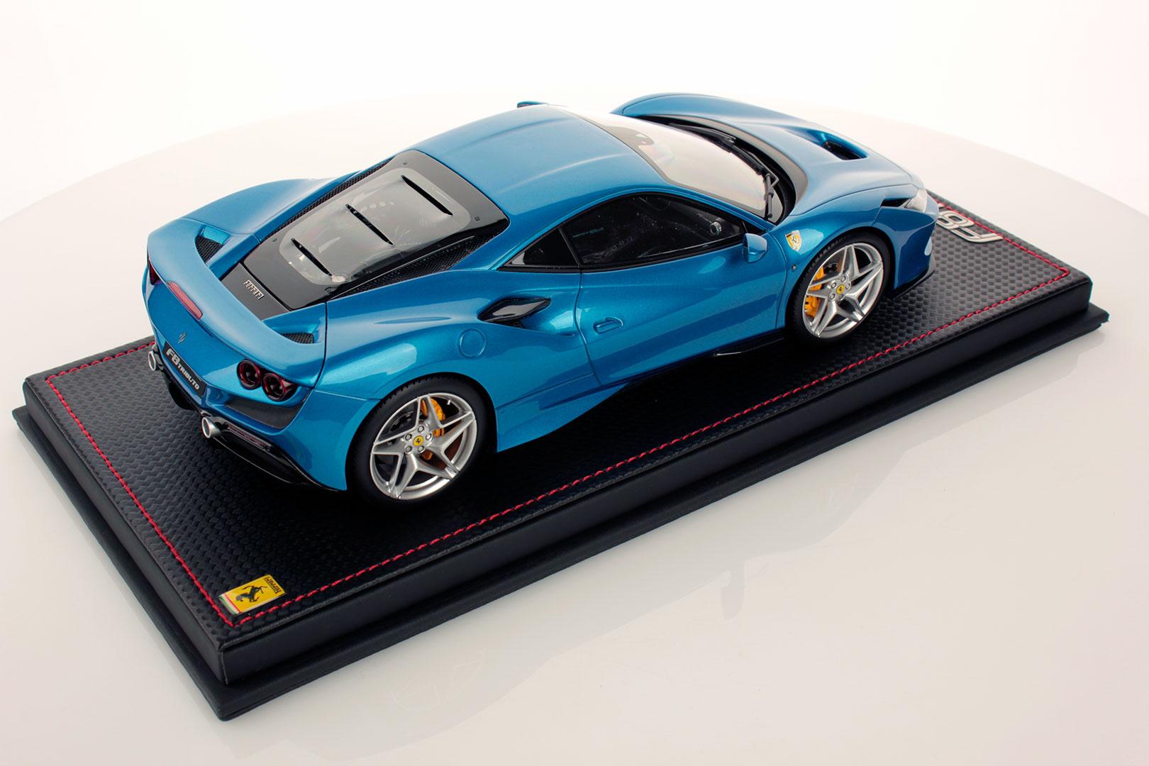 Ferrari F8 Tributo 1 18 Mr Collection Models