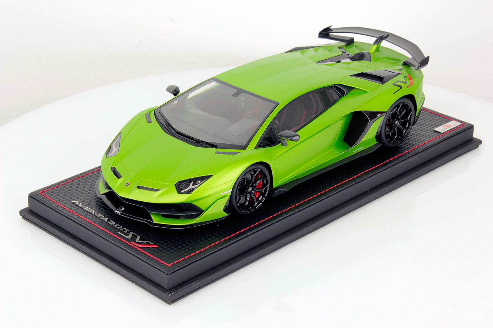 Lamborghini Aventador Svj 1 18 Mr Collection Models