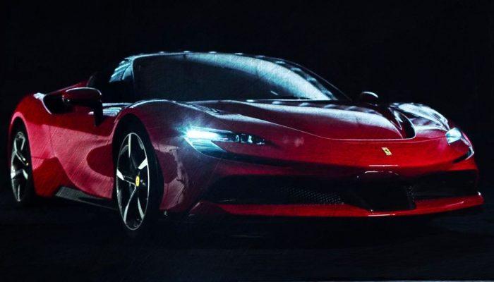 Ferrari SF90 Stradale 1:18