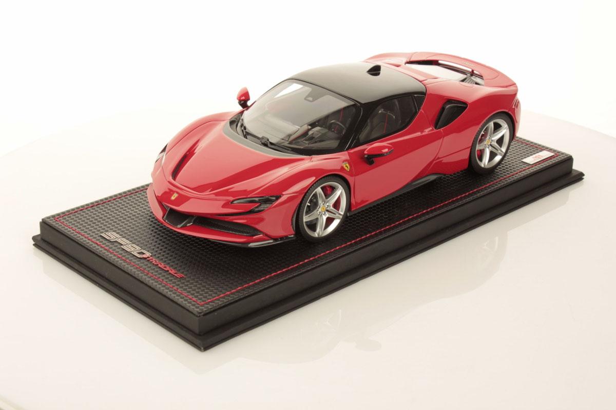 Ferrari Sf90 Stradale 1 18 Mr Collection Models