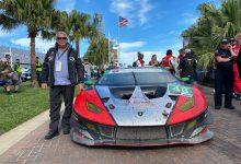 Daytona 24h 2020 Lamborghini Egidio Reali