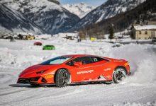 Lamborghini Esperienza Neve Accademia 2020 Livigno
