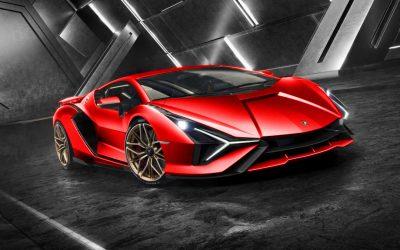 Lamborghini Sian FKP 37