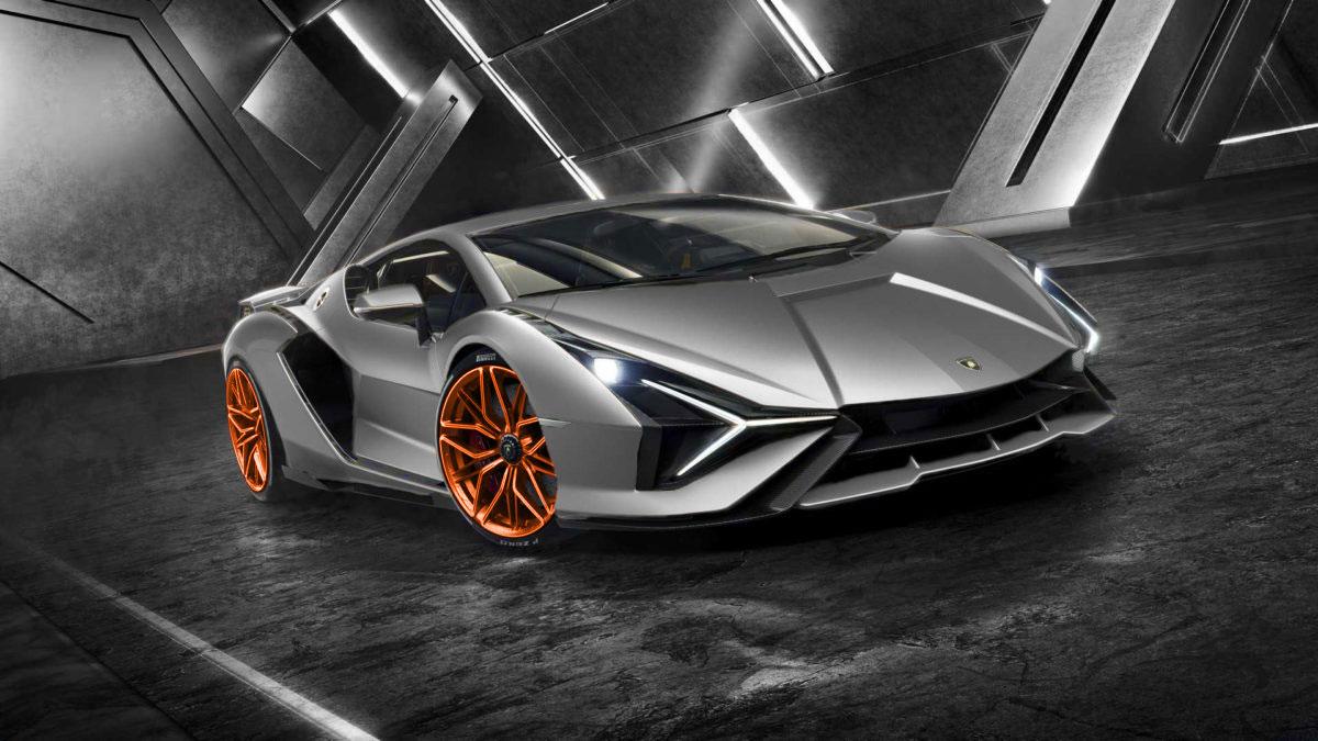 Lamborghini Sian FKP 37 1:18 | MR Collection Models