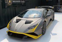 Monza Lamborghini Super Trofeo 2021